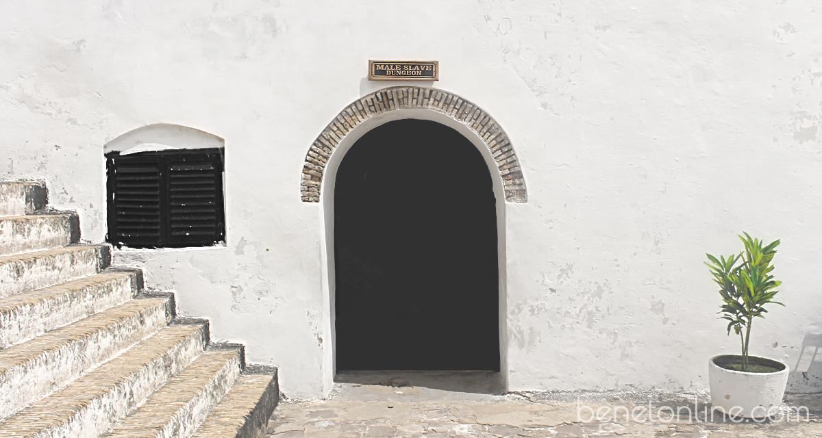 Male Slave Dungeon, Elmina