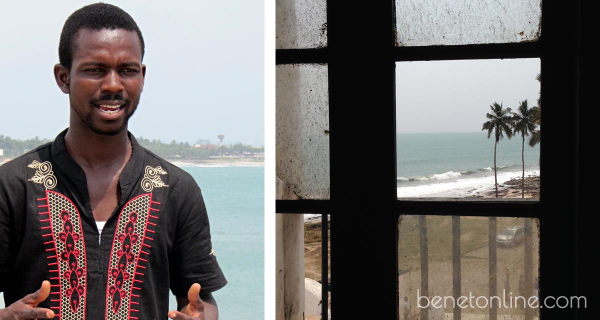 Elmina Castle Tour Guide