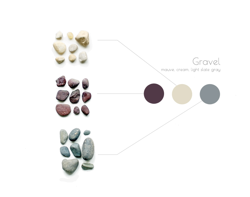 gravel colors rebran