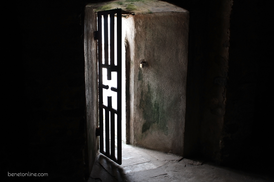 Door of No Return - Elmina Castle