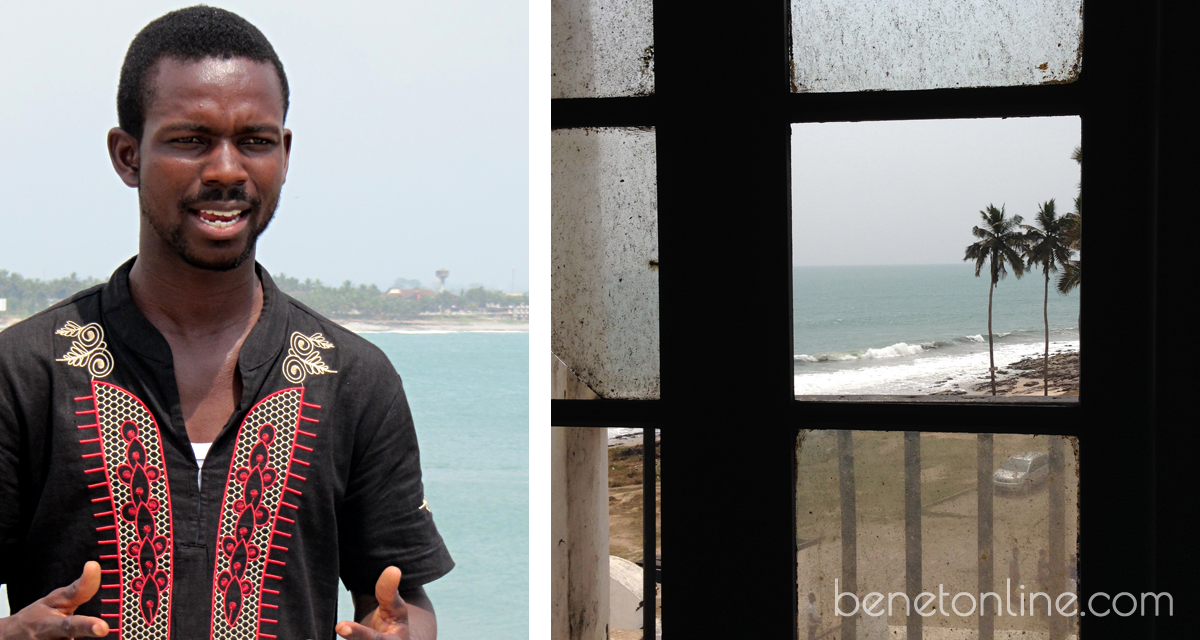 Elmina Castle Tour Guide