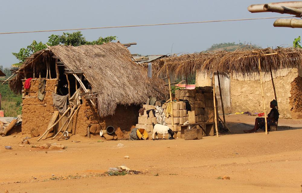 VillageScene