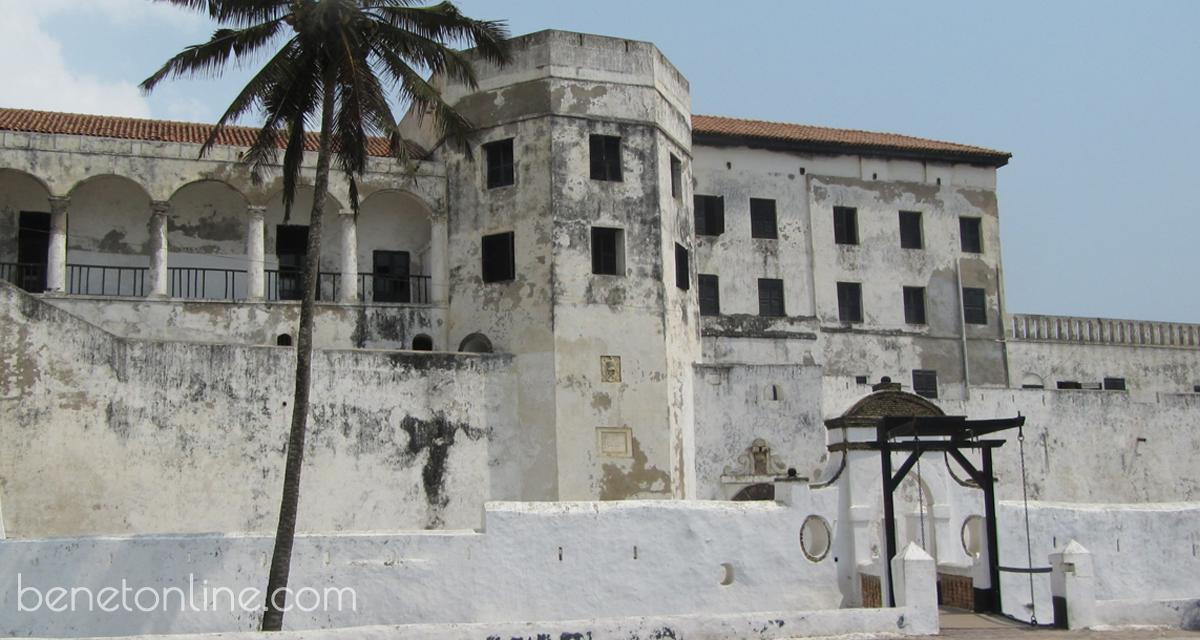 Elmina Slave Castle, Ghana Africa