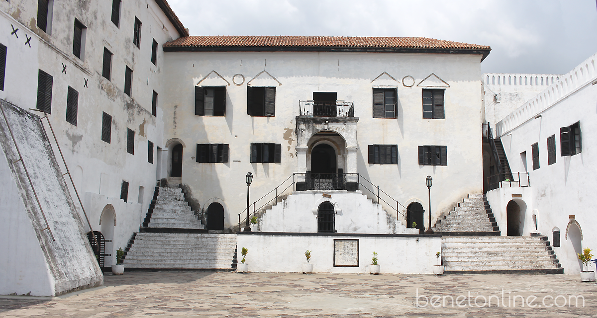 Governor's Quarters, Elmina Castle