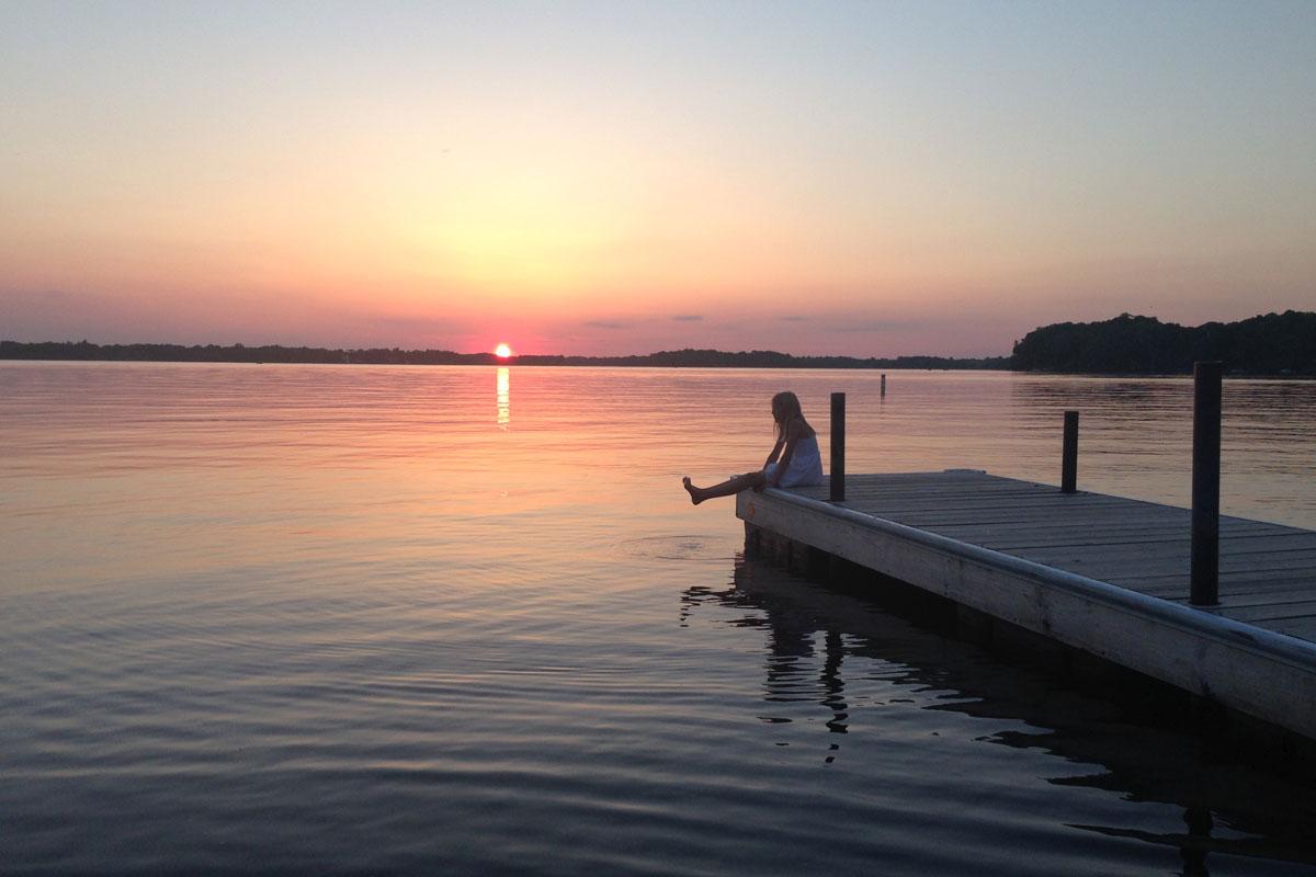 Kate&Sunset